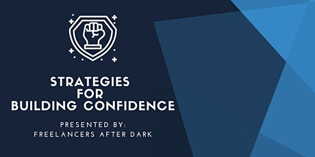 Strategies for  Building Confidence tickets