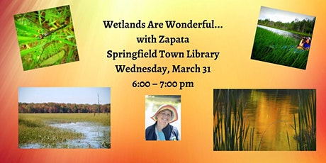 Wetlands Are Wonderful...with Zapata tickets