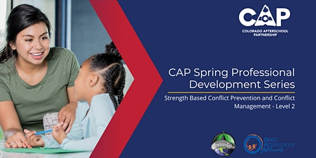Strength Based Conflict Prevention and Conflict Management - Level 2 tickets
