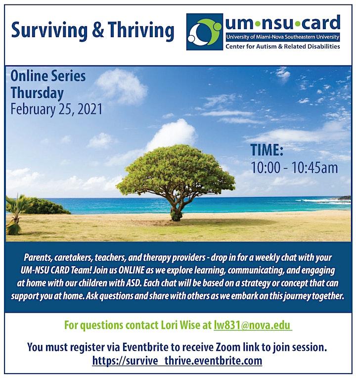 Surviving & Thriving image