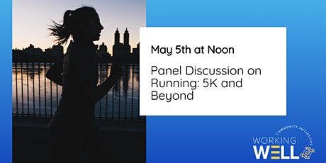 Panel Discussion on Running: 5K and Beyond entradas