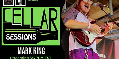 Cellar Sessions with Mark King ingressos