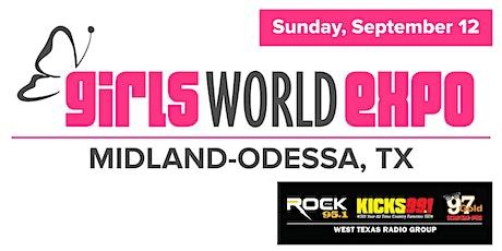 Girls World Expo: Midland-Odessa tickets