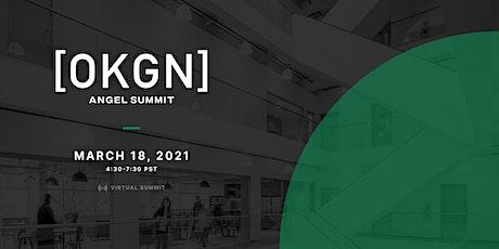 OKGN Angel Summit 2021 Finale tickets
