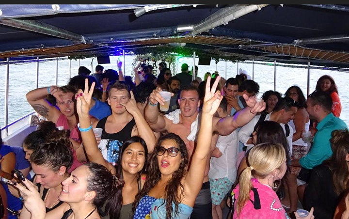 THE BEST BOAT PARTY IN MIAMI image