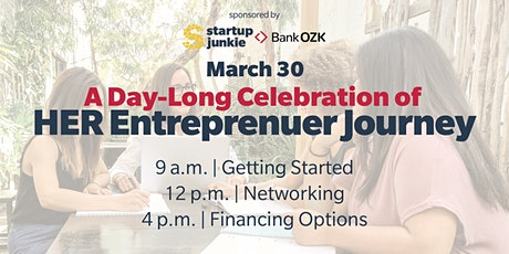 HER Entrepreneur Journey: A Day-Long Celebration of Women Entrepreneurs tickets