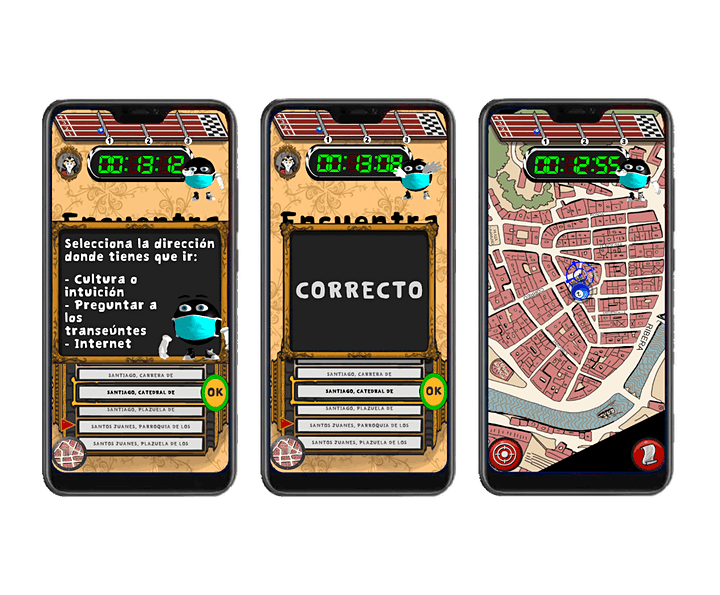 """Imagen de App escape room al aire libre - Minijuego """"La Puerta del Sol"""" GRATIS"""