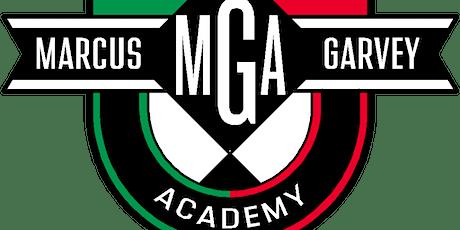 Marcus Garvey Academy Virtual Open House biglietti