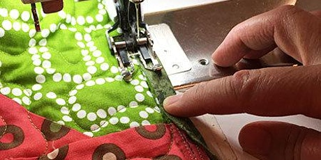 Easy Quilt Binding by Machine with Diane Harris, Stash Bandit tickets
