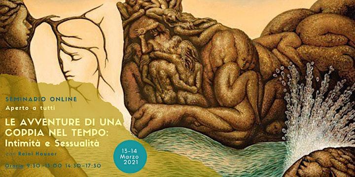 Immagine LE AVVENTURE DI UNA COPPIA NEL TEMPO // A COUPLES ADVENTURES OVER TIME