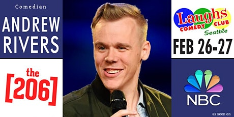 Comedian Andrew Rivers tickets
