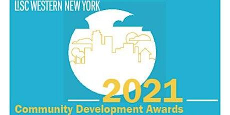 2021 LISC WNY Community Development Awards Tickets