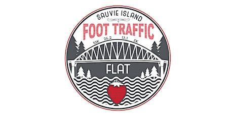 Foot Traffic Flat 2021 tickets