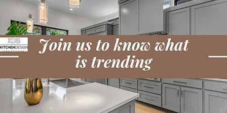 Free webinar on trending Kitchen designs in Savannah tickets