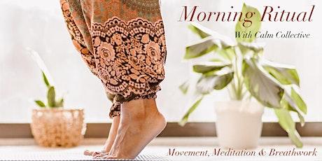Morning Ritual: Movement, Meditation & Breathwork tickets