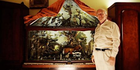 The History of Taxidermy by Dr. Pat Morris, Live on Zoom tickets