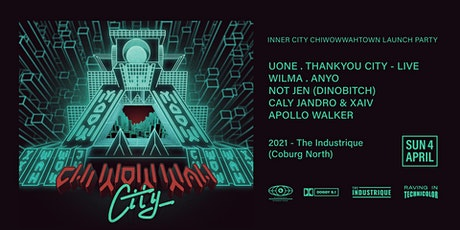 CHI WOW WAH  CITY - 2021 Festival Launch Party tickets