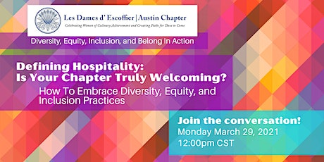 How to Embrace Diversity, Equity, and Inclusion Practices in your Nonprofit tickets