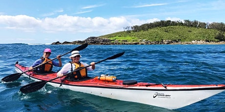 Women's Sea Kayaking Day Trip // Tuesday 13th April tickets