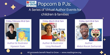 Popcorn & PJs: Family Storybook Time tickets