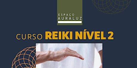 Curso de Reiki Nível 2 - Tradicional/Essêncial ingressos