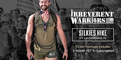 Irreverent Warriors Silkies Hike- Fort Lauderdale, FL tickets