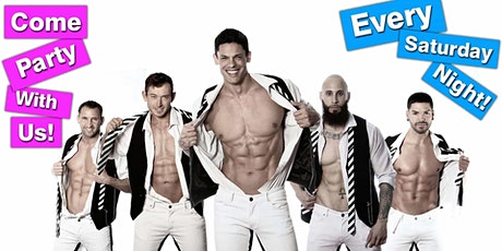 Rock Hard Revue | The Magic Mike Experience tickets