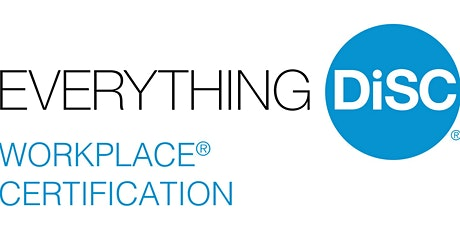 Certification:  Everything DiSC Workplace® Facilitator tickets