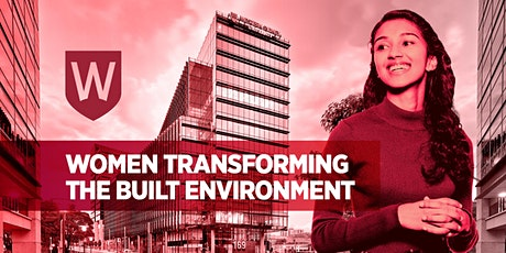 Women Transforming the Built Environment Breakfast - Hybrid Event tickets