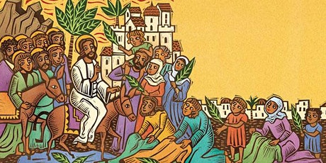 Palm Sunday Evening Prayer and Way of the Cross tickets