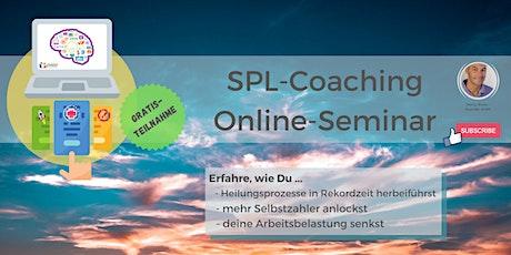 SPL Online-Seminar Tickets