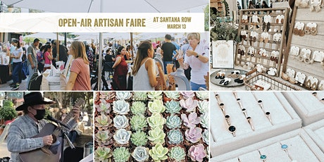 Makers Market in the Park | Santana Row tickets