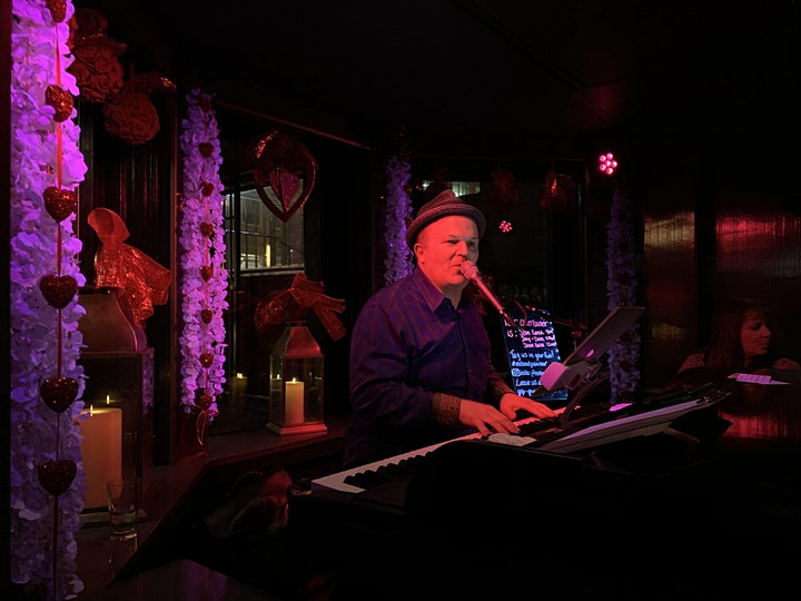 Spend Valentine's Day with The Redhead Piano Bar image