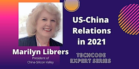 US-China Relations in 2021 tickets