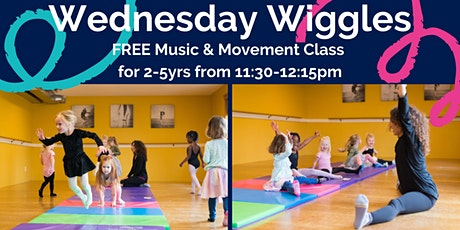 Wednesday Wiggles tickets