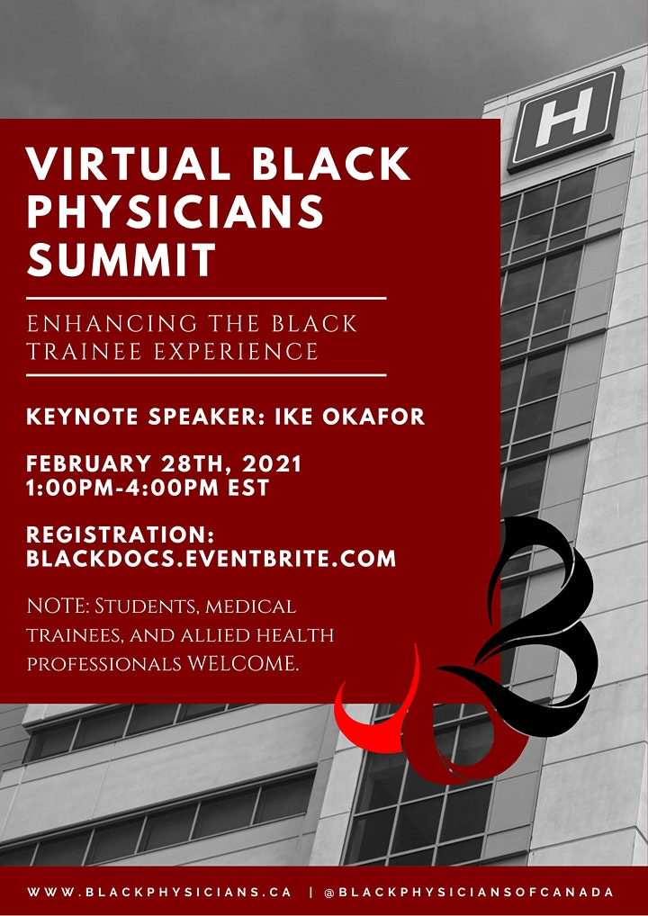 Virtual Black Physicians Summit image