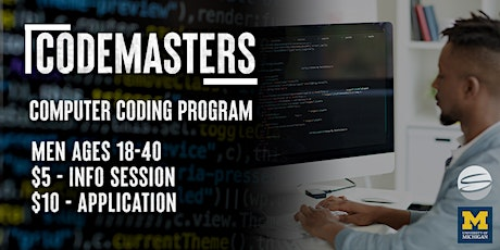 CODEMASTERS Info Session tickets