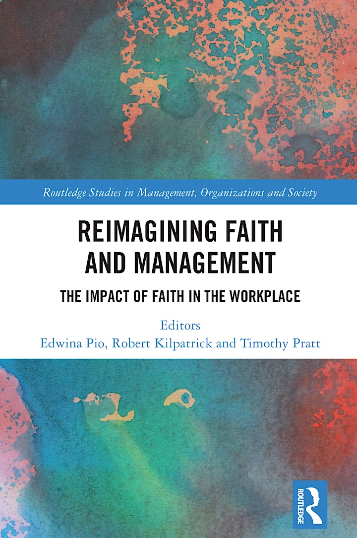 Reimagining Faith and Management: The Impact of Faith in the Workplace image
