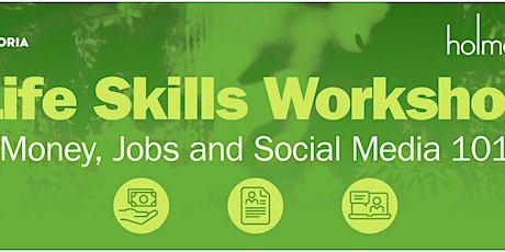 Get Job Ready Part 2 - Life Skills Workshop - Session1 Tickets