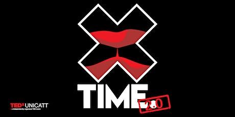 TEDxUNICATT: TIME. biglietti
