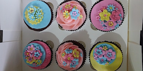Cake Decorating. cup  cakes tickets