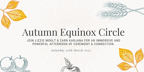 Autumn Equinox Circle tickets