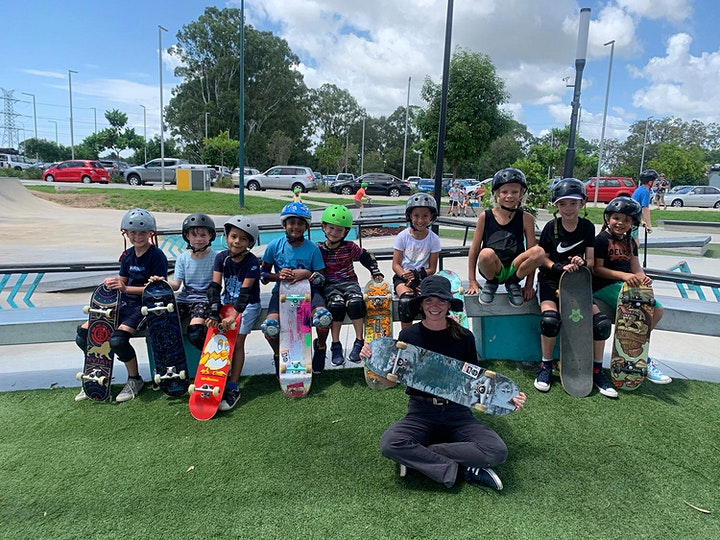 •JINDALEE• Skateboard Class All Levels image