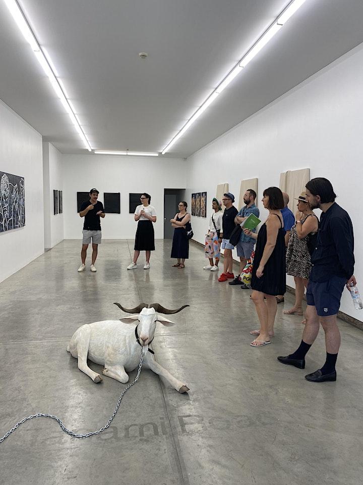Chippendale Contemporary presents: Art Walk & Wine image
