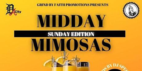 Midday Mimosas : Sunday Edition @ Dacity Hookah Cafe tickets