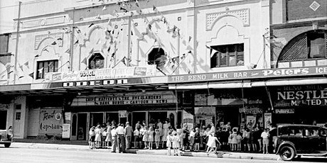 Speaker Series: Shopping and cinema.  Greek Life in Sydney in the 1950s tickets