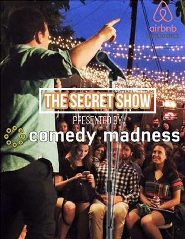 Limited FREE Tickets To Tempe Improv Comedy Madness Show image