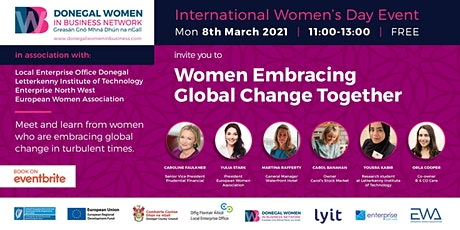 Women Embracing Global Change Together tickets