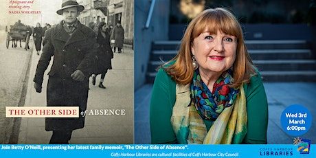 Betty O'Neill presents 'The Other Side of Absence' tickets