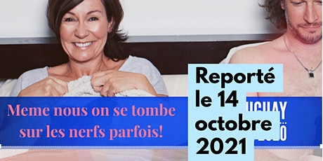 Châteauguay14 octobre 2021 Le couple! tickets